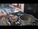 Рецепт Салат Баклажаны во фритюре видеокулинария рф Бабушка Эмма