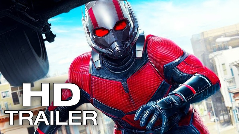 ANT-MAN AND THE WASP Official Final Trailer (2018) Ant Man 2 Movie HD