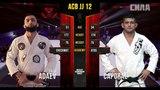 Rodrigo Caporal vs Daud Adaev ACB JJ 12. Русские комментарии Али Магомедова