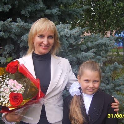 Валентина Степина, 18 января 1974, Брянск, id104348862