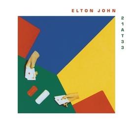 Elton John альбом 21 At 33