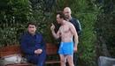 Однажды в России Мэр в парке