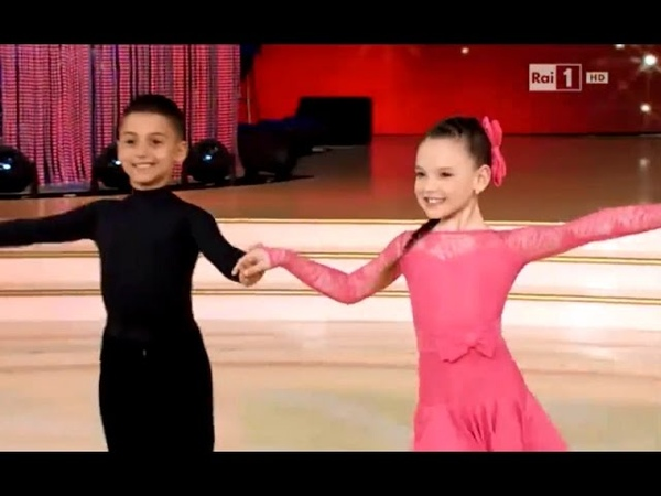 Antonio Maria Rosaria Ballando Con Le Stelle [Chacha]