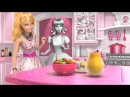 """Жизнь в доме мечты Барби """"Гостья из прошлого"""""""
