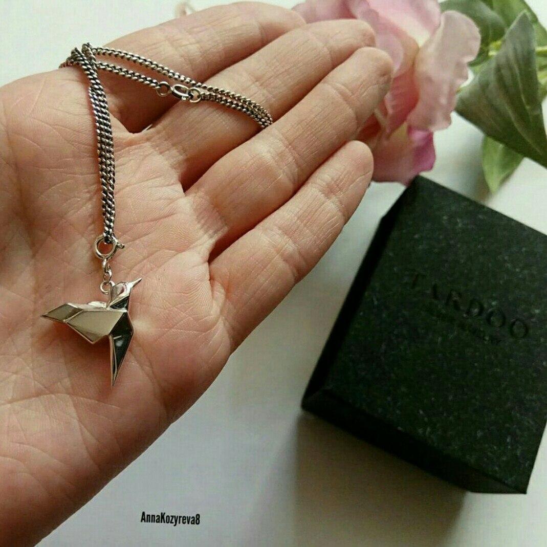 Серебряные украшения от бренда Tardoo
