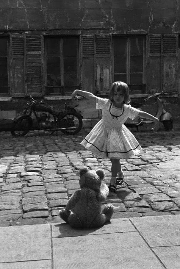Робер Дуано (1912 - 1994)--французский фотограф, мастер гуманистической французс...