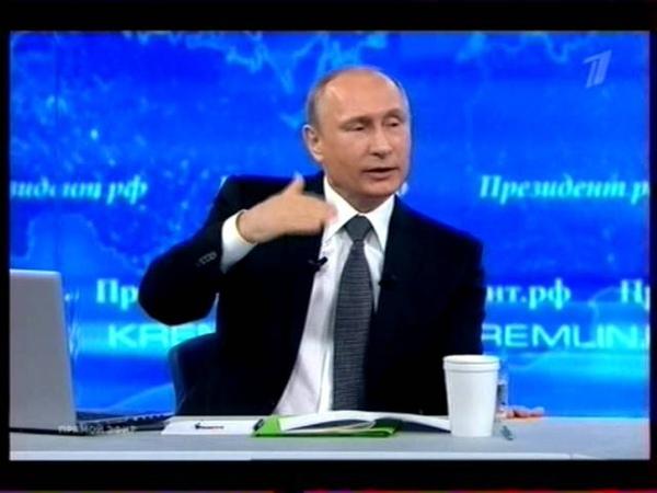 Жизнь продолжается / 5 / Путин - Отработал! В деревянный макинтош! И поехал что-ли?