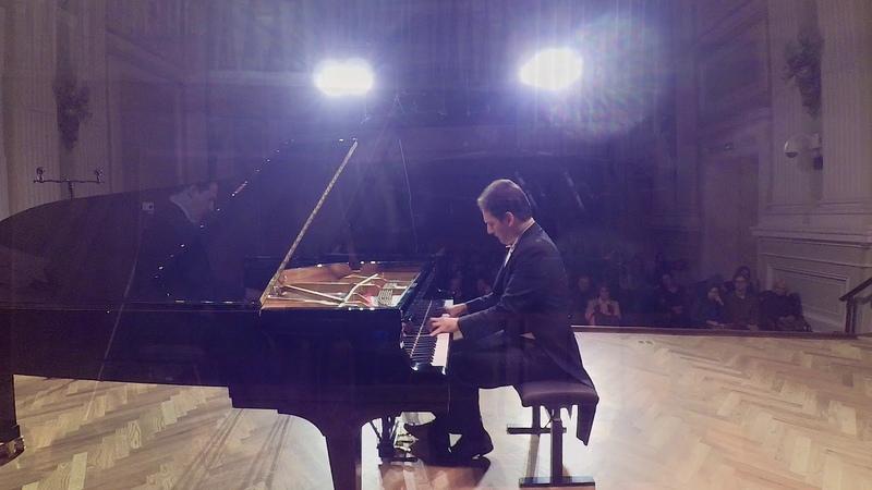 Schubert, sonata in E D.459 — Sergey Kuznetsov