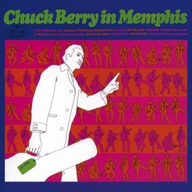 Chuck Berry альбом Chuck Berry In Memphis