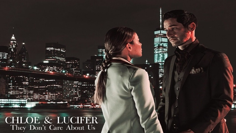 Chloe Lucifer - They Dont Care About Us [3X24] SaveLucifer