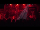 Nargaroth Live at Club Fabrica Bucharest May 21st 2017