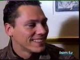 DJ Tiesto interview from 2001