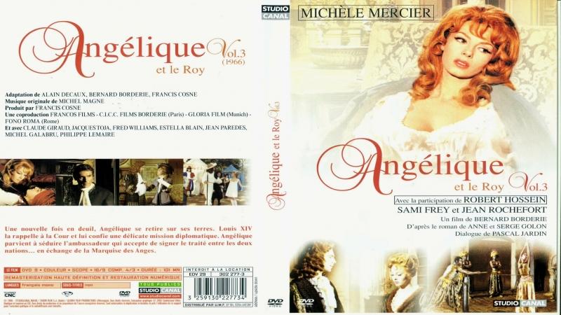 Анжелика и король фильм 3 Angélique et le roy 1965