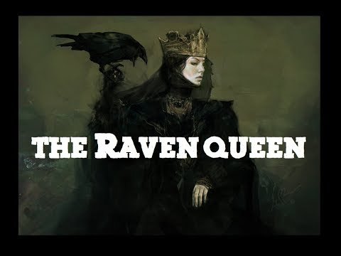Dungeons and Dragons Lore The Raven Queen