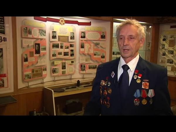 В музее Славянского локомотивного депо состоялась экскурсия - 26.10.2018