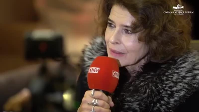 Фанни Ардан / Fanny Ardant - Festival du Cinéma de La Baule (11.11.2018)
