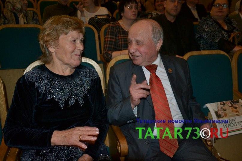 Идельбике и Рифгат Ахмедуллов