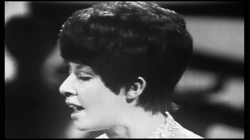 Helen Shapiro Not Responsible = Bandstand Australian Tv 1969