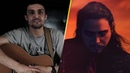 Post Malone Stay Урок на гитаре видеоурок разбор аккорды бой и табы