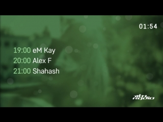 eM Kay and Alex F / Shahash - Live @ Новые Формы / Wicked Wicked (11.09.2018)