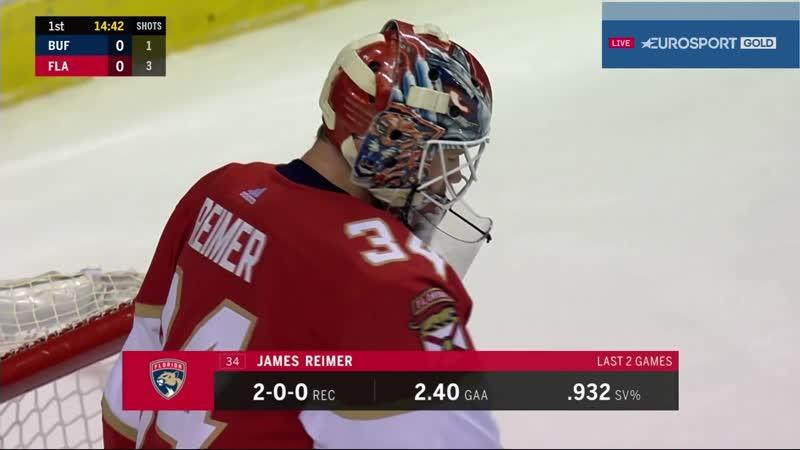 NHL.RS.2019.02.19.Buffalo Sabres @Florida Panthers