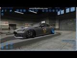 Дрифт на Subaru BRZ в игре Street legal racing redline (SLRR)