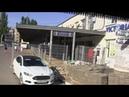 Автовокзал в Керчи опутали решётками Ахтунг Заборонено Кладбище коррупции поливают