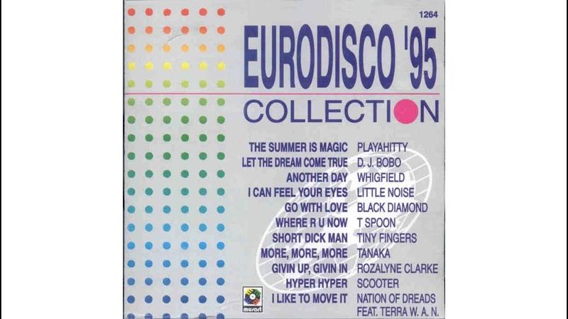 Eurodisco 95 (versiones completas) HD
