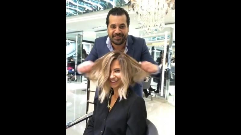 Стоило обрезать волосы