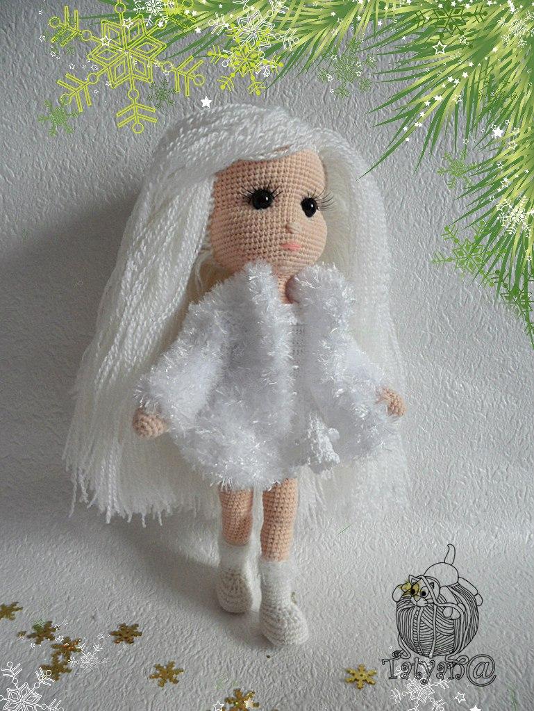 Куклы своими руками снегурочка