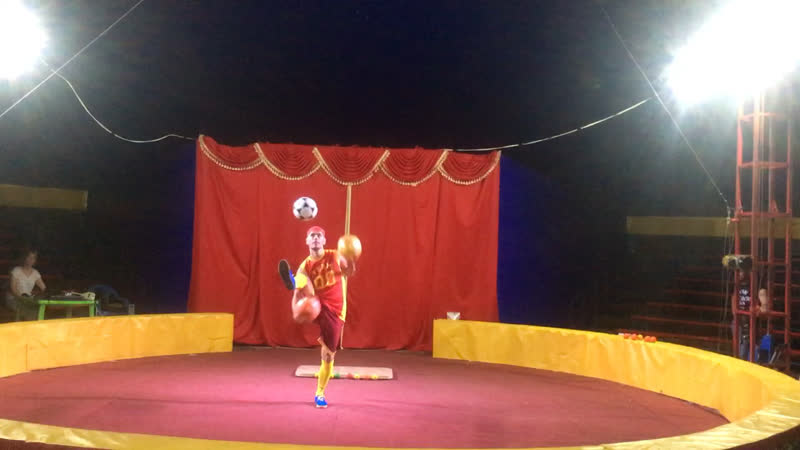 ⚽️Soccer Juggling rehersal