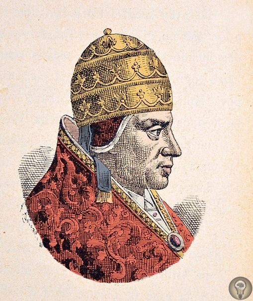 Дикая, полная трупов и содомии история о Папе римском, который был пиратом. Хорошо быть пиратом в Средние века: ограбил кучу церквей, продал оттуда золото, а на вырученные деньги купил себе сан