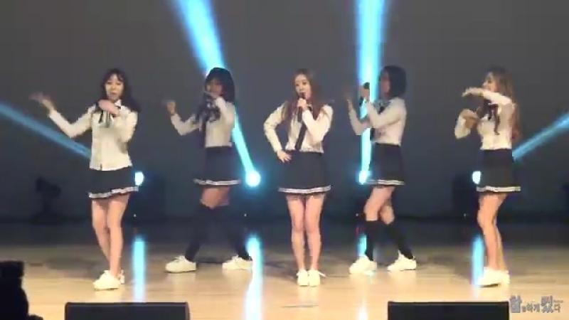 20151024 트랜디(TREN-D) 캔디보이(Candy Boy) @힐링 토크콘서트 직캠 by Kaba7