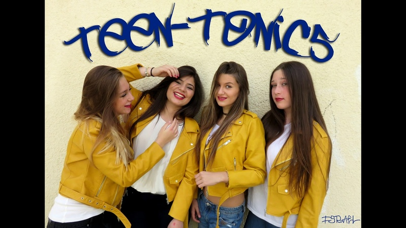 Teen-Tonics - Israel - GANGNAM STYLE(강남스타일) (Jayesslee - cover) גרסת כיסוי גנגם סטייל