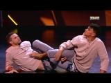 Павел Сельчук и Вахтанг Хурцилава, 30 и 29 лет, Краснодар, #танцынатнт