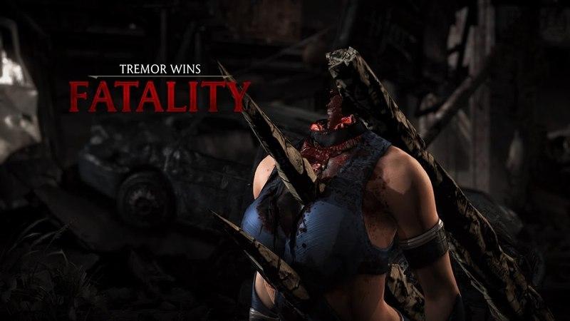 Mortal Kombat X All Fatalities/X-Rays/Stage Fatalities On Tournament Kitana (With Mask)