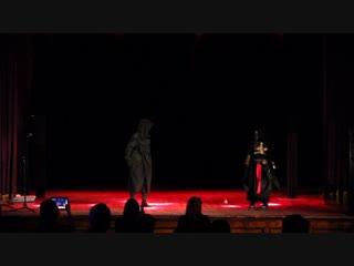 Дефиле 8 - конкурс косплей-выступлений - DARK SIDE Halloween 2018