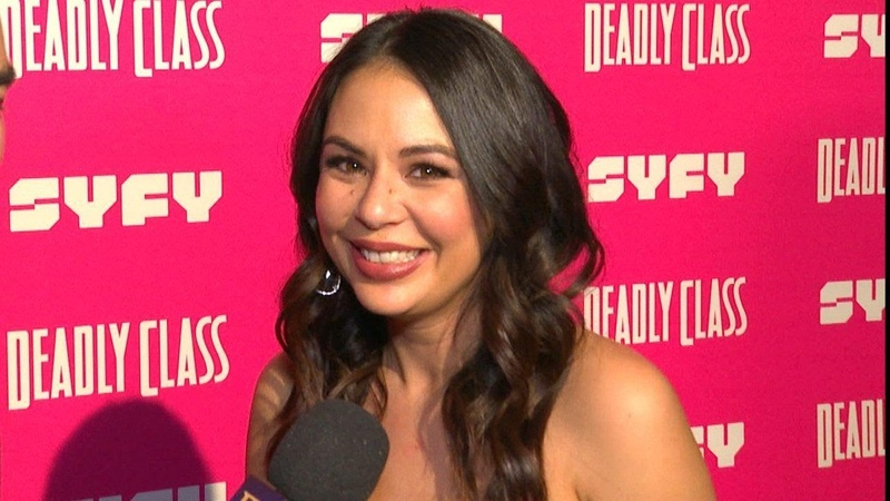 Janel Parrish Calls PLL Co-Star Shay Mitchell Brave After Miscarriage Reveal (Exclusive)
