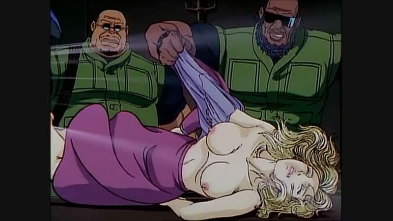 Mad Bull 34 - 02 [RUS озвучка] (боевик, аниме эротика, этти,ecchi, не хентай-hentai)