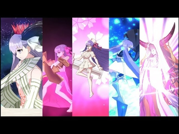 【Fate/Grand Order】 FGO全キャラ宝具演出まとめ(2019/03/06・ネタバレあり) ~キングプロテ1245