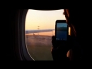 26.05.18 г. Рейс SU 6289. Взлет боинга 777 авикомпании Россия из аэропорта Внуково (Москва) в Магадан.