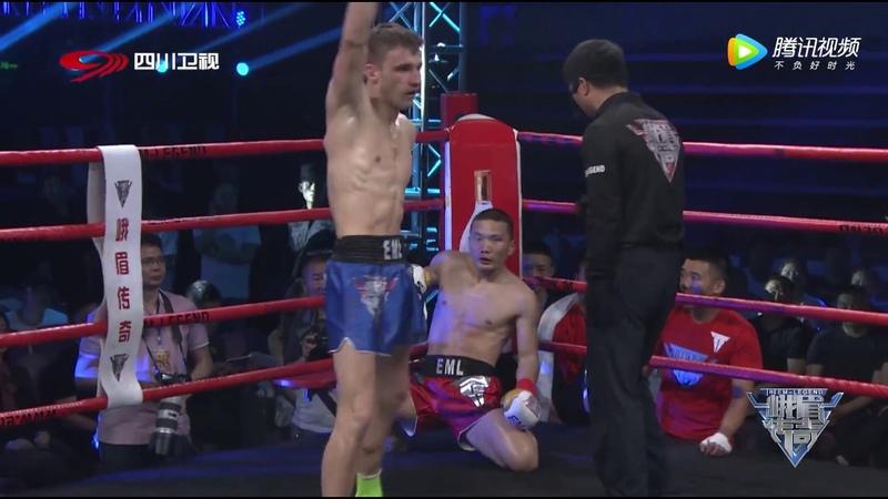 EM Legend 30 - Eduard Mikhovich [Belarus] vs Wang Wanben [China] | Highlights
