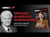 Gerd Schultze-Rhonhof spricht in Magdeburg
