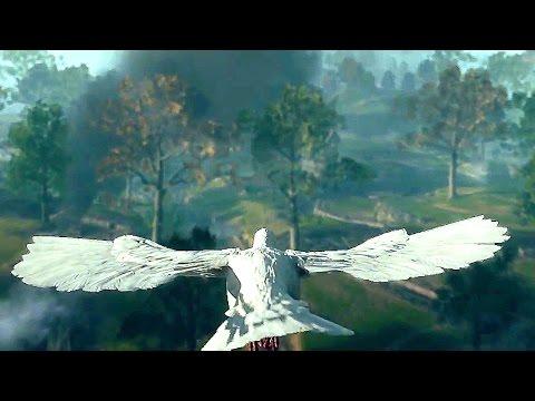 BATTLEFIELD 1 Pigeon Gameplay - Beautiful Moment Scene