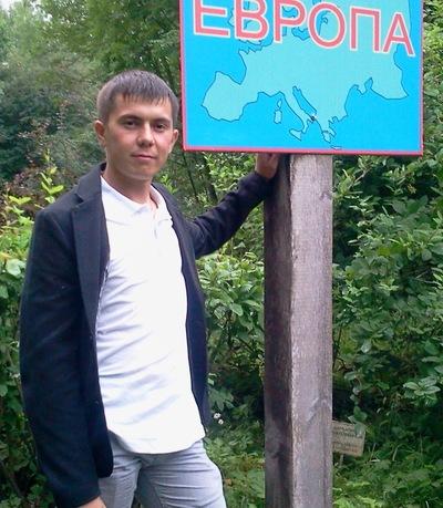 Rafael Cafin, 23 мая 1986, Улан-Удэ, id210288258