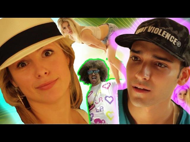 LMFAO - Party Rock Anthem SEXY RUSSIAN Parody