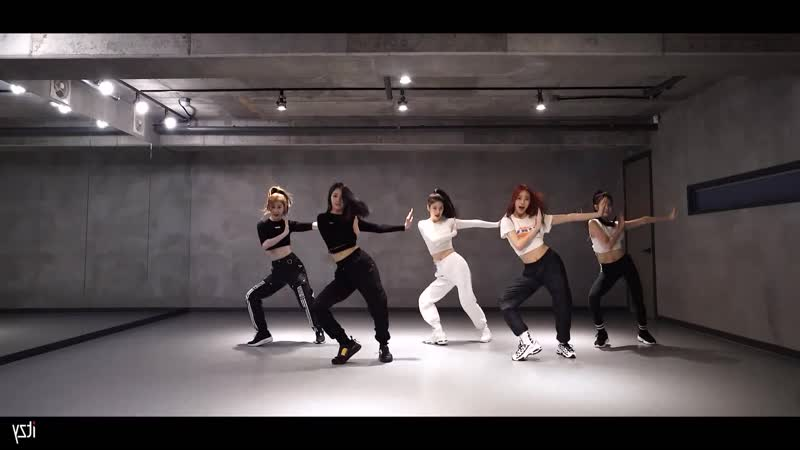 """ITZY _""""달라달라(DALLA DALLA)_"""" Dance Practice[Mirrored]"""