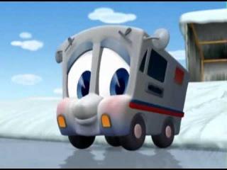 Финли Пожарная Машина  2с14с  Мигель на льду