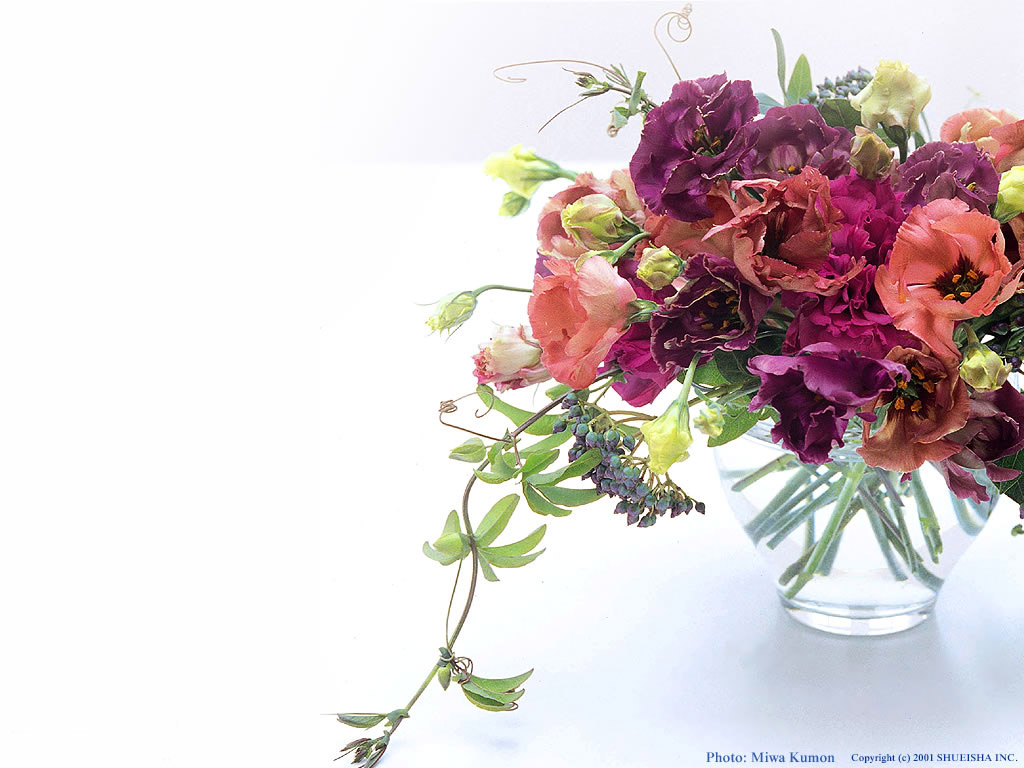 Текст в открытке в цветах, открытка цветами день