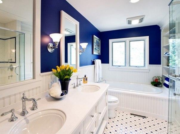 Отделка стен в ванной комнате: обзор материалов Оригинально – не значит дорого. Традиционно – не значит скучно. Самые современные и практичные способы отделки ванных комнат в нашем сегодняшнем обзоре